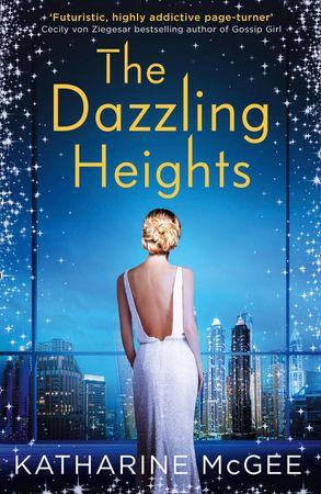 """Vaizdo rezultatas pagal užklausą """"the dazzling heights book cover"""""""