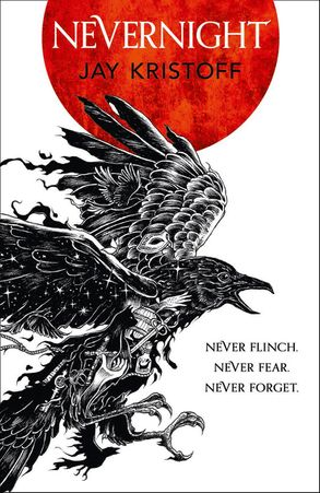 Cover image - Nevernight