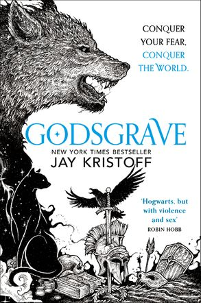 Cover image - Godsgrave