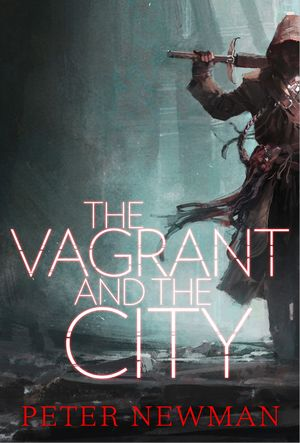 The Vagrant and the City book image