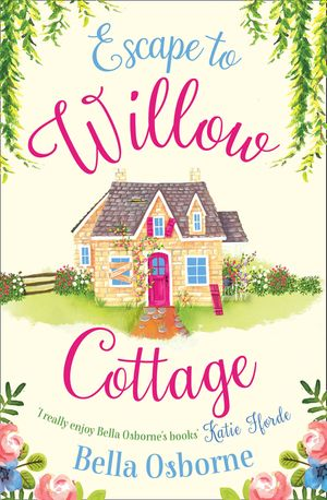Escape to Willow Cottage: The brilliant, laugh-out-loud romcom you need to read in autumn 2018 (Willow Cottage Series) book image