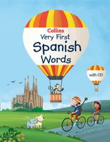 Collins Very First Spanish Words (Collins Primary Dictionaries)