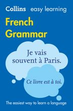 Easy Learning French Grammar eBook  by Collins Dictionaries