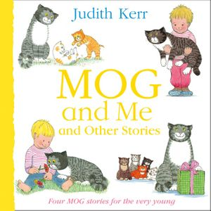 Mog and Me and Other Stories book image