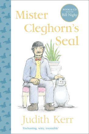 Znalezione obrazy dla zapytania mr cleghorn's seal book and cd