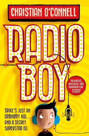 Cover image - Radio Boy (1) - Radio Boy 1