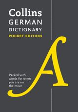 Collins German Dictionary Pocket Edition: 40,000 words and phrases in a portable format