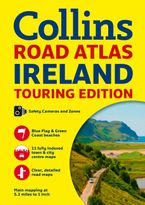 Collins Ireland Road Atlas: Touring edition Paperback NED by Collins Maps