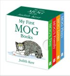 My First Mog Books Board book  by Judith Kerr