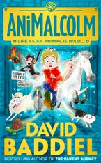 AniMalcolm Hardcover  by David Baddiel