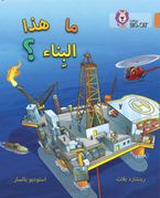 What's That Building?: Level 12 (Collins Big Cat Arabic Reading Programme) Paperback  by Richard Platt