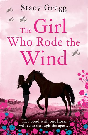 The Girl Who Rode the Wind book image