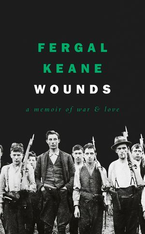 Wounds: A Memoir of War and Love book image