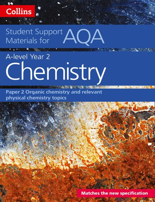 AQA A Level Chemistry Year 2 Paper 2: Organic chemistry and