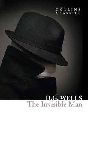 Image result for the invisible man collins classics