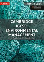 Cambridge IGCSE™ Environmental Management Teacher Guide (Collins Cambridge IGCSE™) Paperback  by David Weatherly