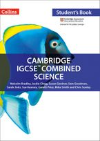 Cambridge IGCSE™ Combined Science Student's Book (Collins Cambridge IGCSE™) Paperback  by Malcolm Bradley