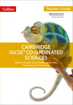 Cambridge IGCSE™ Co-ordinated Sciences Teacher Guide (Collins Cambridge IGCSE™) Paperback  by Malcolm Bradley
