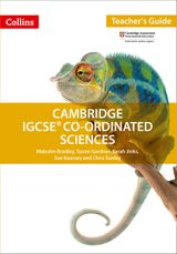 Cambridge IGCSE® Co-ordinated Sciences Teacher Guide (Collins Cambridge IGCSE)
