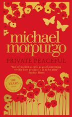 Private Peaceful Hardcover SPE by Michael Morpurgo