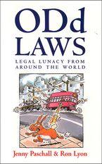 Odd Laws eBook  by Jenny Paschall