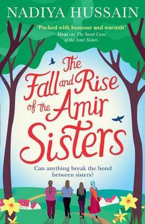 The Fall and Rise of the Amir Sisters book image