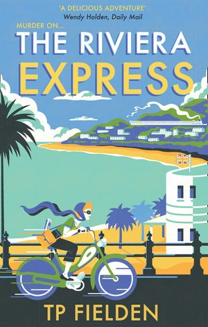 The Riviera Express (A Miss Dimont Mystery, Book 1) book image
