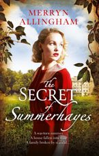 The Secret of Summerhayes eBook  by Merryn Allingham