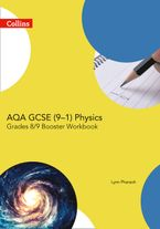 GCSE Science (9–1) – AQA GCSE (9–1) Physics Achieve Grade 8–9 Workbook Paperback  by Lynn Pharaoh