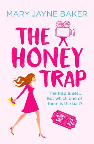 The Honey Trap book image