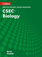 Collins CSEC Biology – CSEC Biology Multiple Choice Practice Paperback  by Anne Tindale