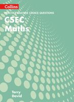 Collins CSEC Maths – CSEC Maths Multiple Choice Practice Paperback  by Terry David