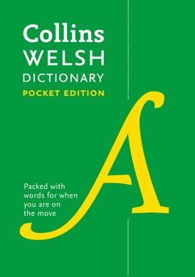Collins Spurrell Welsh Pocket Dictionary: The perfect portable dictionary