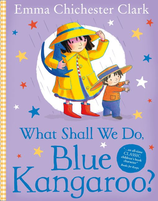 What Shall We Do, Blue Kangaroo? (Read Aloud) - Emma
