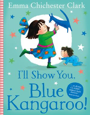 I'll Show You, Blue Kangaroo (Read Aloud) book image