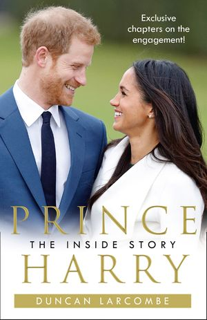 Prince Harry: The Inside Story book image