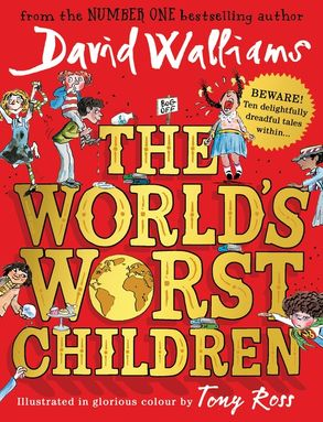 Cover image - The World's Worst Children