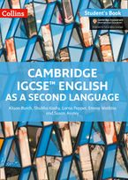 Cambridge IGCSE™ English as a Second Language Student's Book (Collins Cambridge IGCSE™) Paperback  by Alison Burch