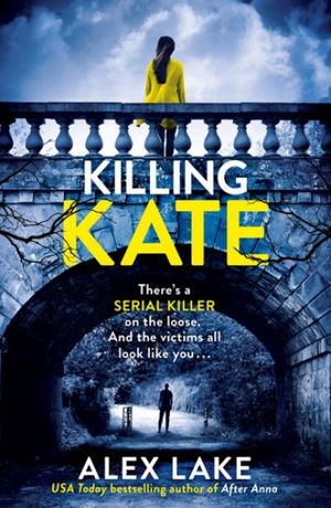 Killing Kate book image