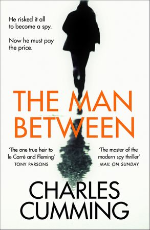 Cover image - The Man Between