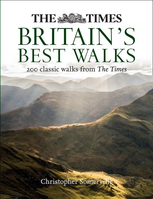 The times britains best walks 200 classic walks from the times enlarge book cover fandeluxe Image collections