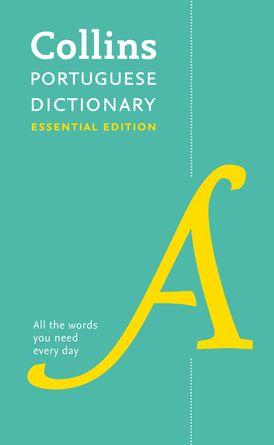 Collins Portuguese Essential Dictionary