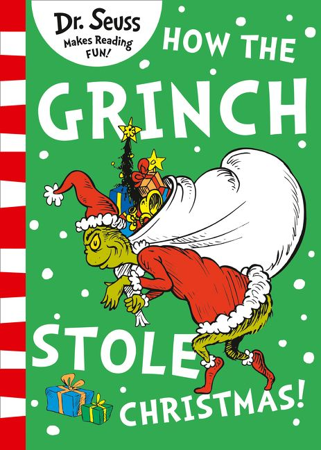 book report how the grinch stole christmas The 11-story collection includes: how the grinch stole christmas read by walter matthau the cat in the hat read by kelsey grammer horton hears a.