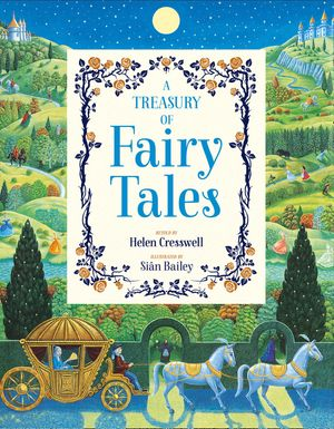 A Treasury of Fairy Tales book image