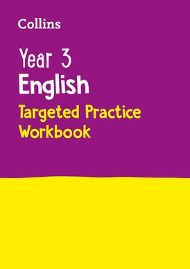 Year 3 English Targeted Practice Workbook (Collins KS2 Practice)
