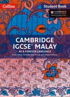 Cambridge IGCSE™ Malay Student's Book (Collins Cambridge IGCSE™) Paperback  by Norshah Aizat Shuaib