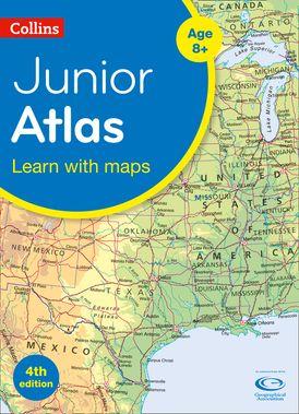 Collins Junior Atlas (Collins Primary Atlases)