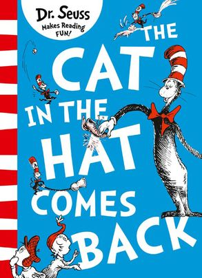 Cover image - The Cat In The Hat Comes Back [Green Back Book Edition]