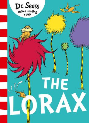 Cover image - The Lorax [Yellow Back Book Edition]
