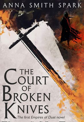 Cover image - The Court Of Broken Knives